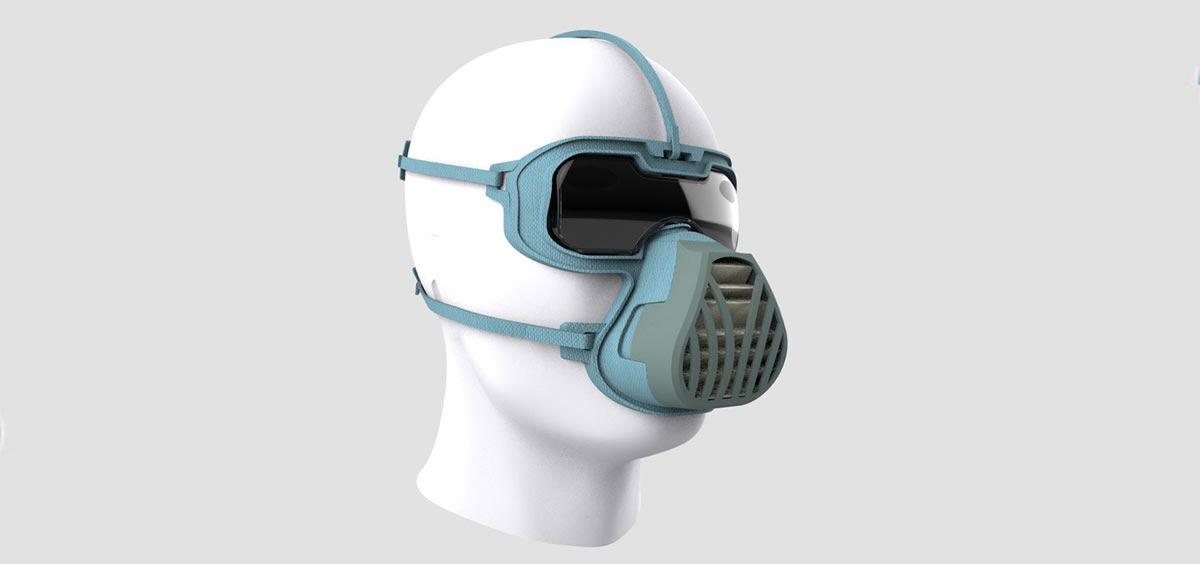 ماسک طبی معجزه آسا برای مهار ویروس کرونا به لطف فناوری